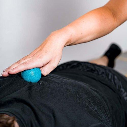 Avento 3-delige Massageballenset 5,0 cm
