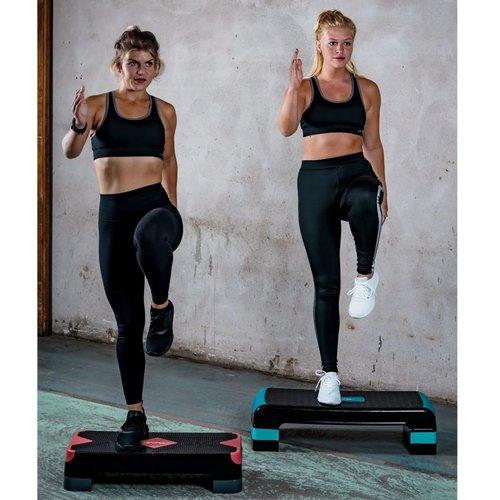 Avento Fitnessstep klein 66x25x15 cm