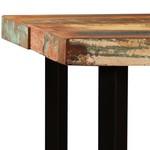 Bartafel 150x70x107 cm massief gerecycled hout