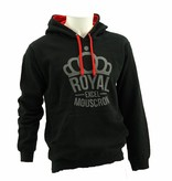 Hoodie crown from Mouscron