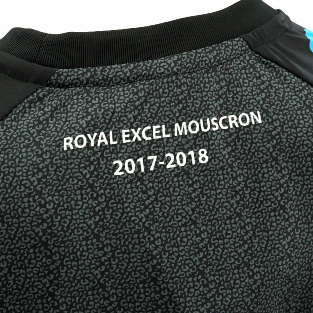 Uitshirt Royal Excel Moeskroen 17-18
