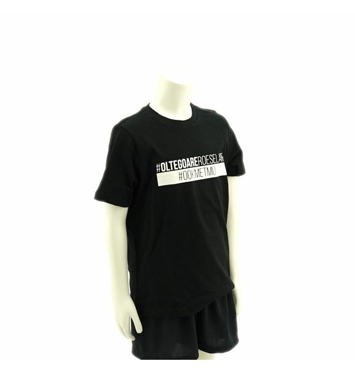 T-shirt Kids black