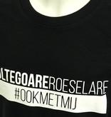 T-shirt Kids black - KSV Roeselare
