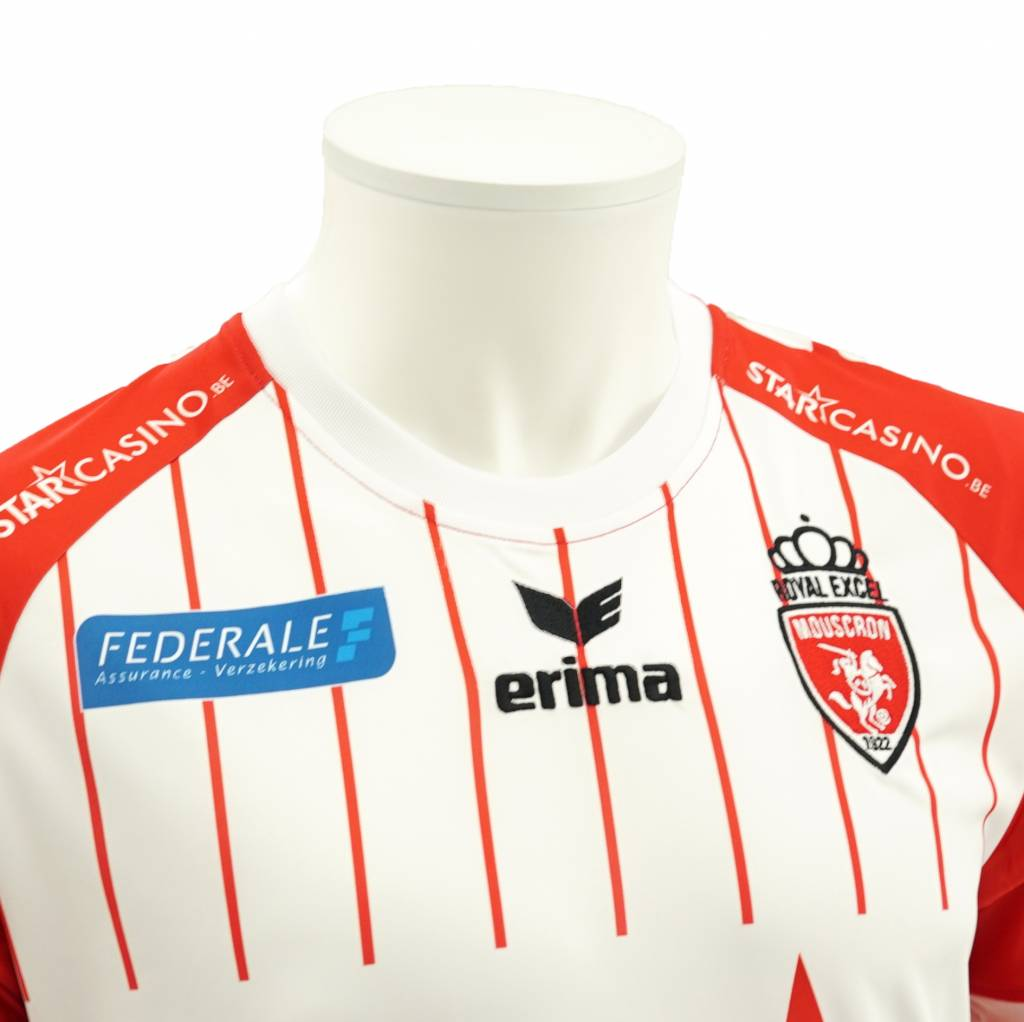 Home shirt Royal Excel Mouscron 17-18