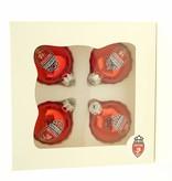 Boules de Noël - Mouscron