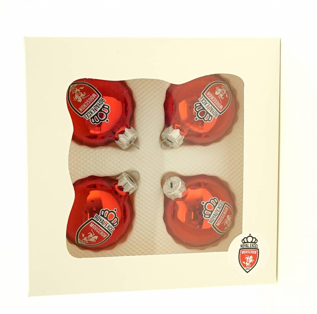 Kerstballen - Moeskroen