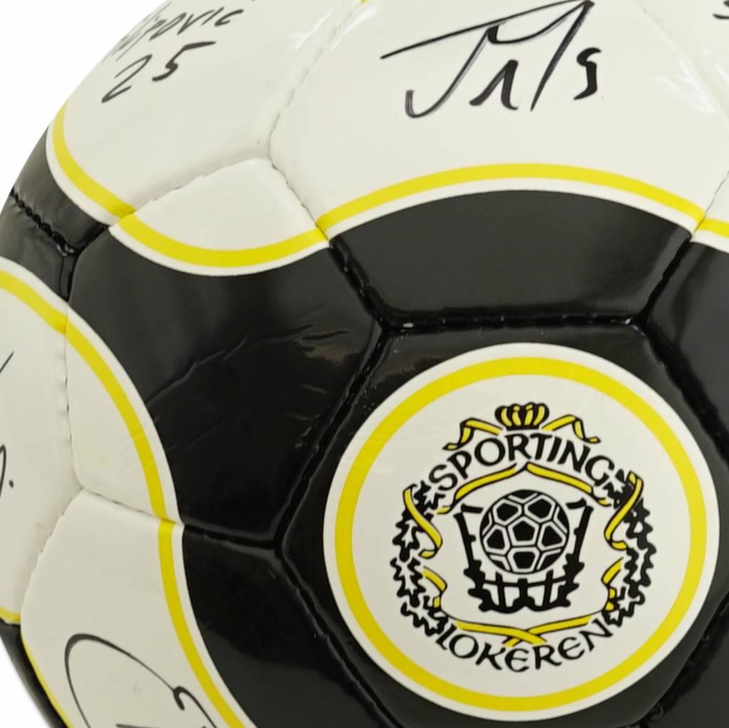 Gesigneerde Bal Sporting Lokeren