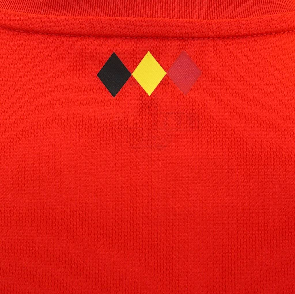 Shirt Belgian Red Devils World Cup 2018