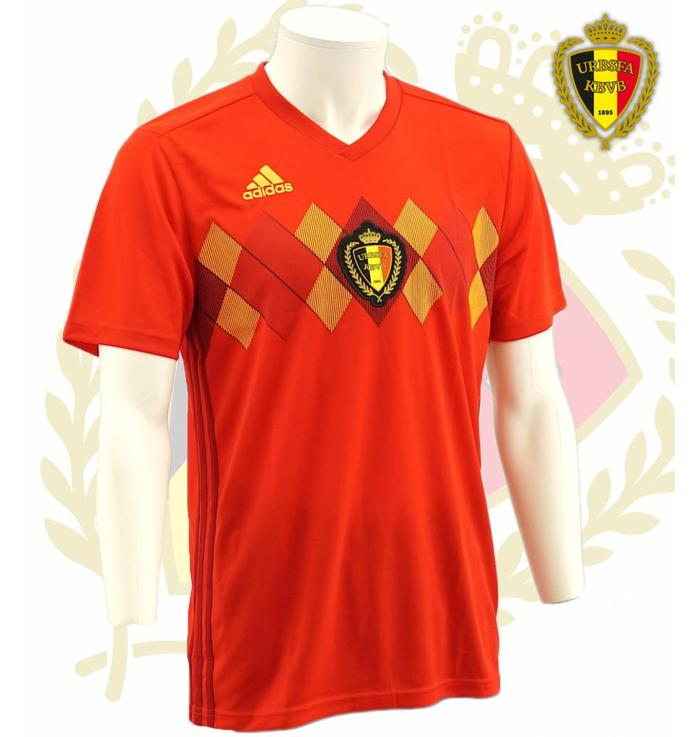Shirt Rode Duivels WK 2018