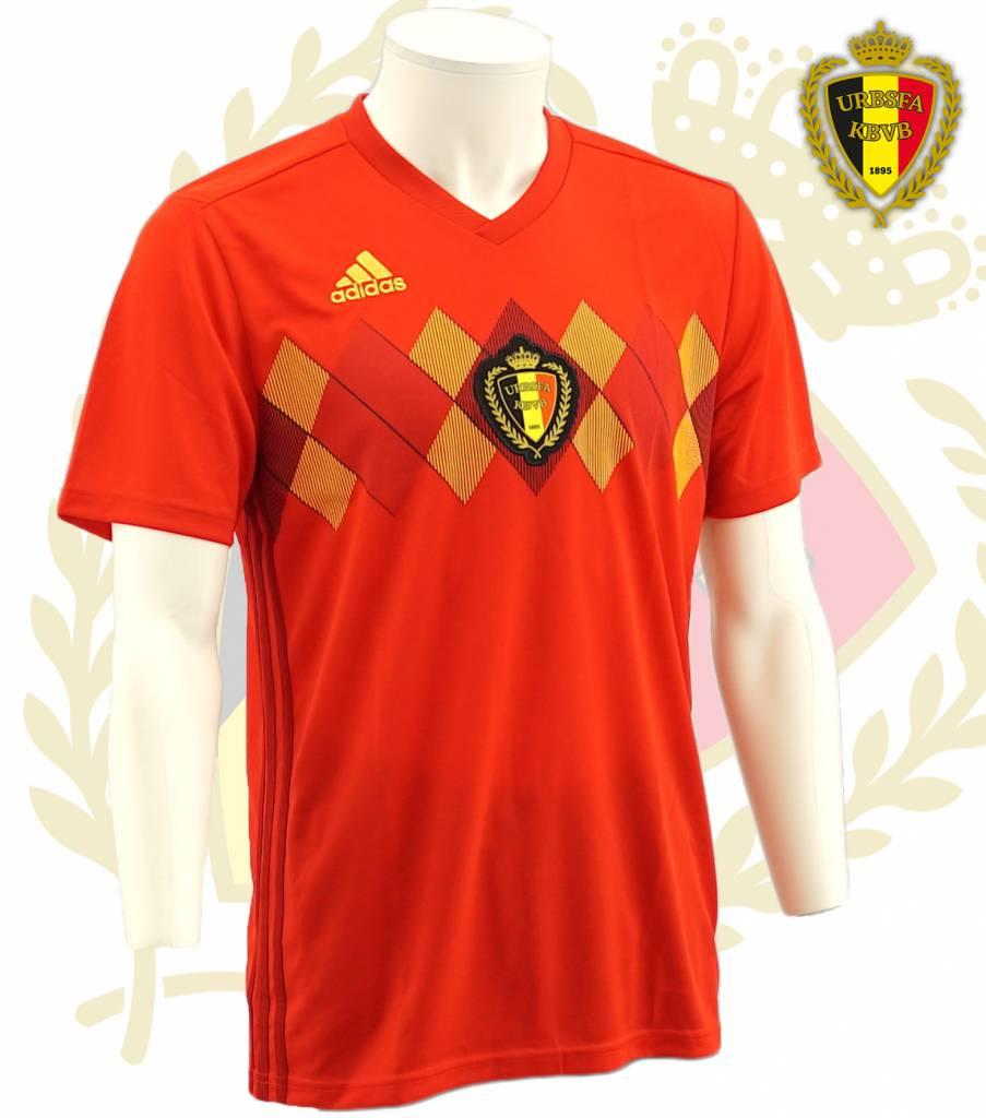 Officiële Shirt Rode Duivels WK 2018