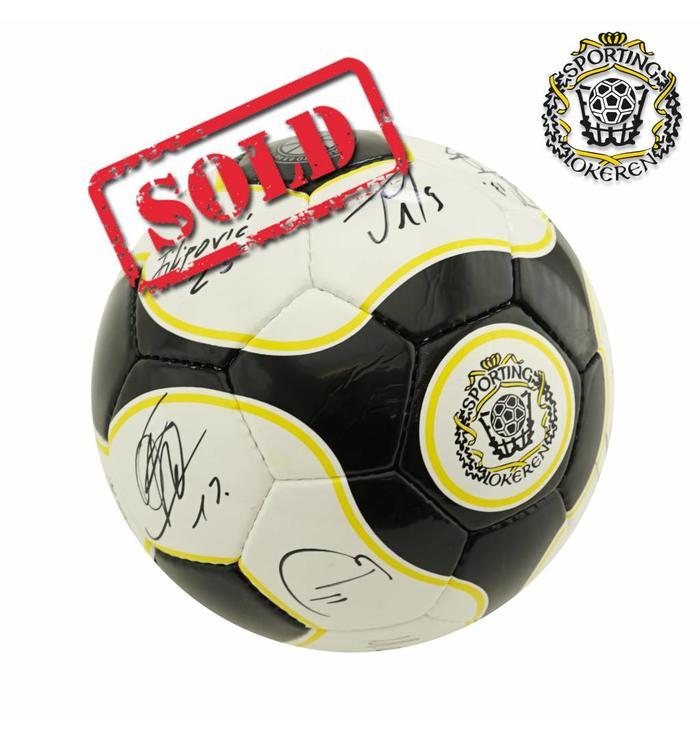 Signed Football Sporting Lokeren