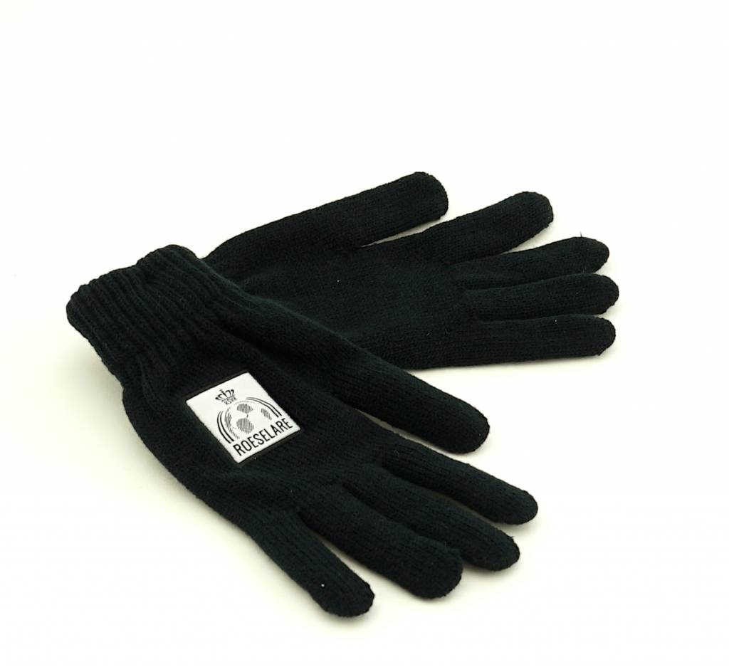 Gloves black - SR - KSV Roeselare