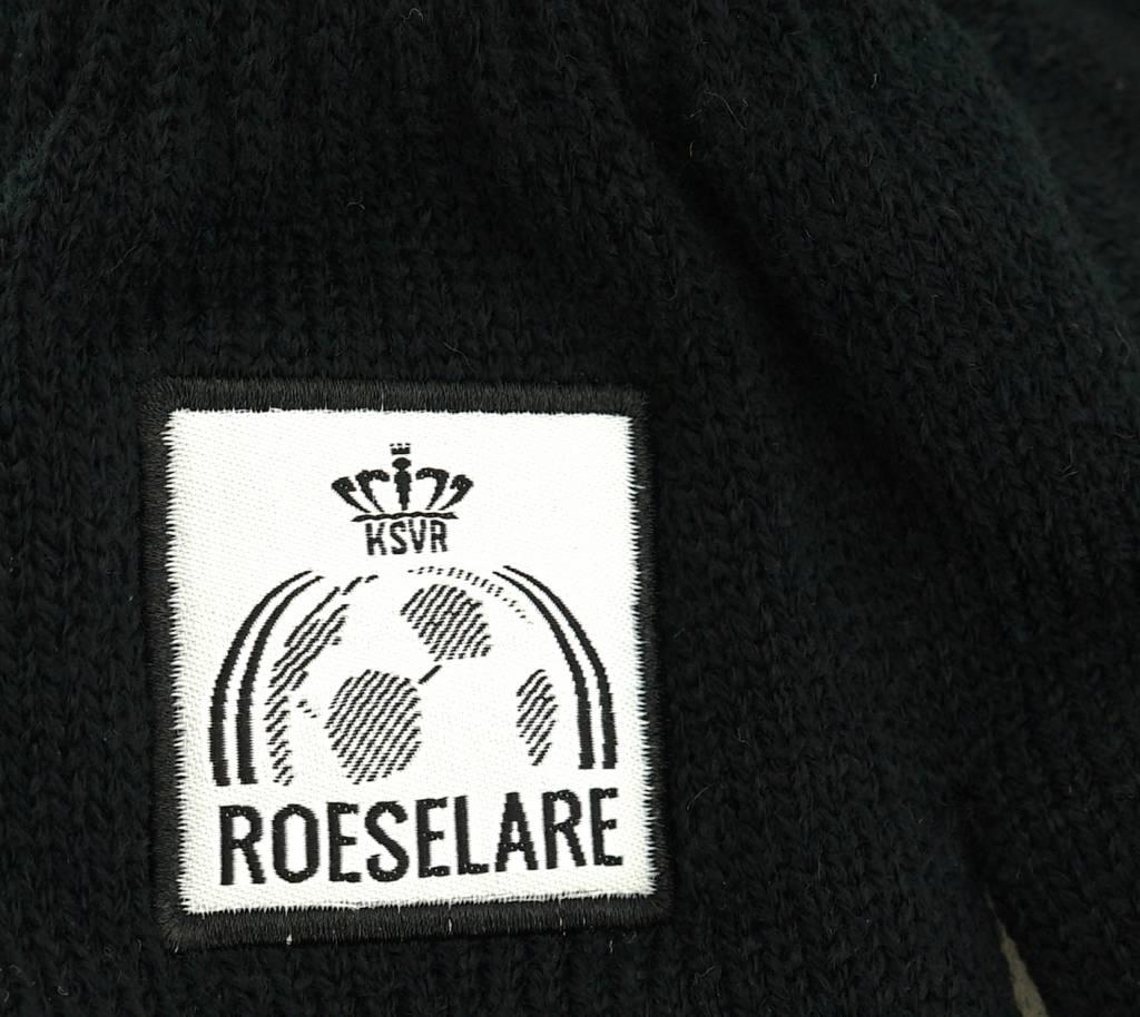 Glove black - JR - KSV Roeselare