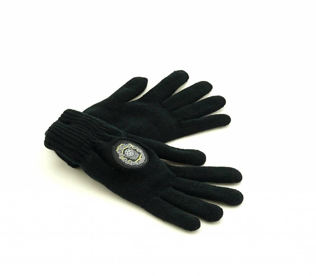 Handschoenen zwart - JR - Sporting Lokeren