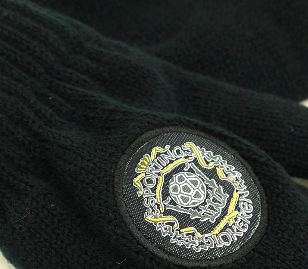 Glove black - JR - Sporting Lokeren