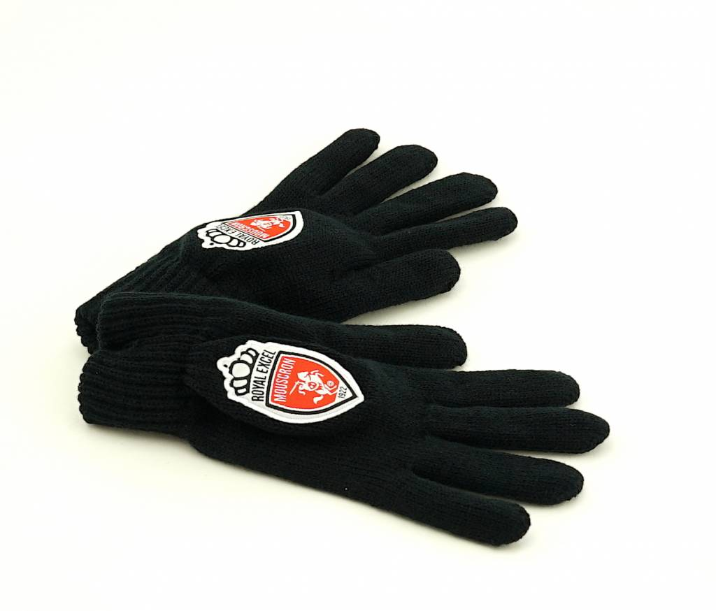 Glove black - SR - Mouscron