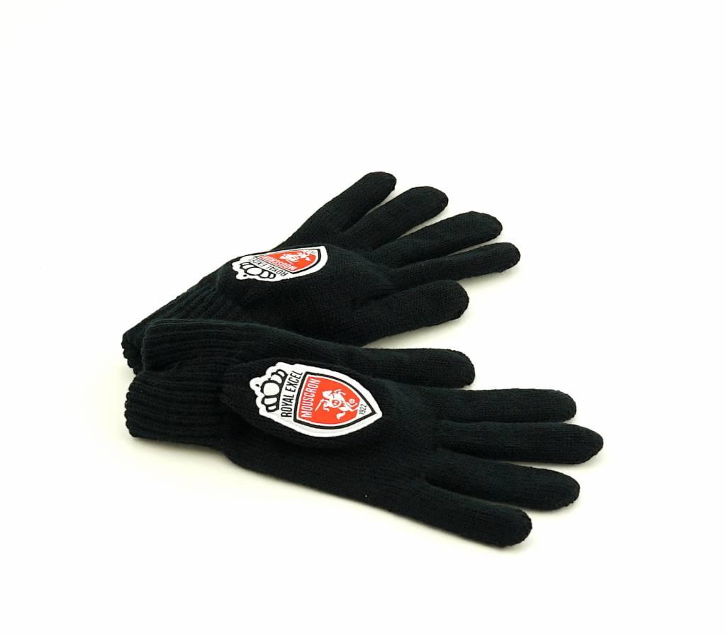 Handschoenen zwart - JR - Moeskroen