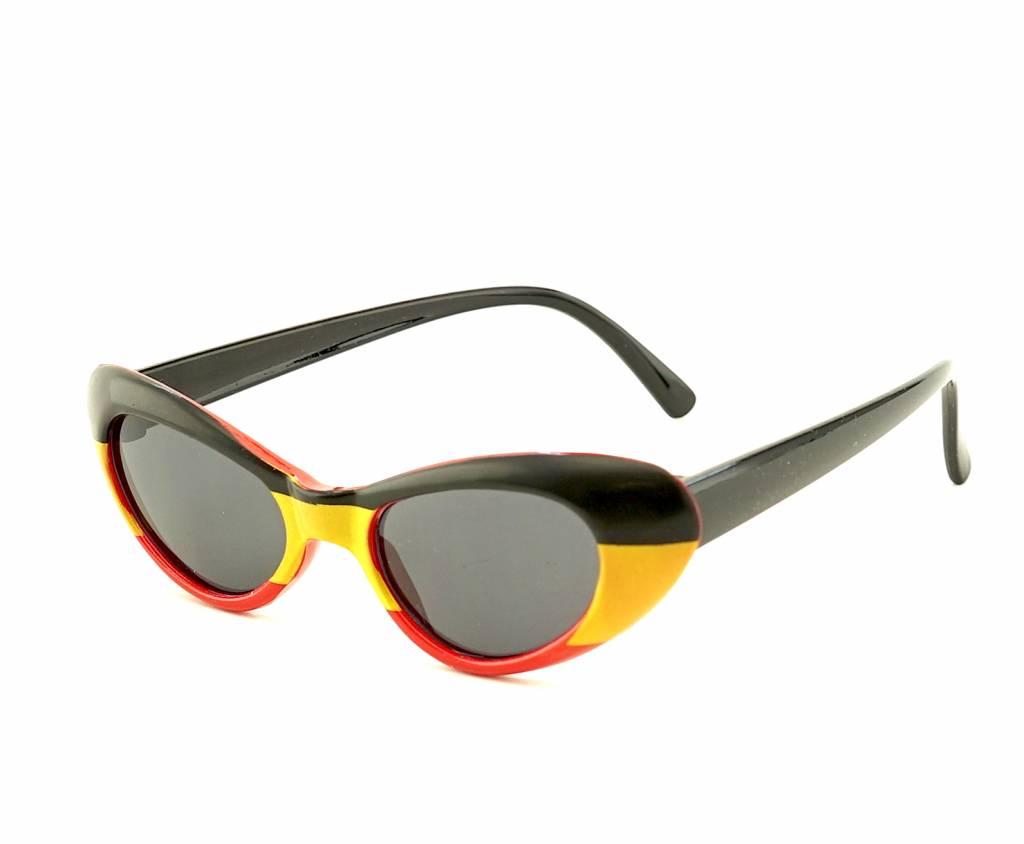Belgische retro zonnebril voor kinderen