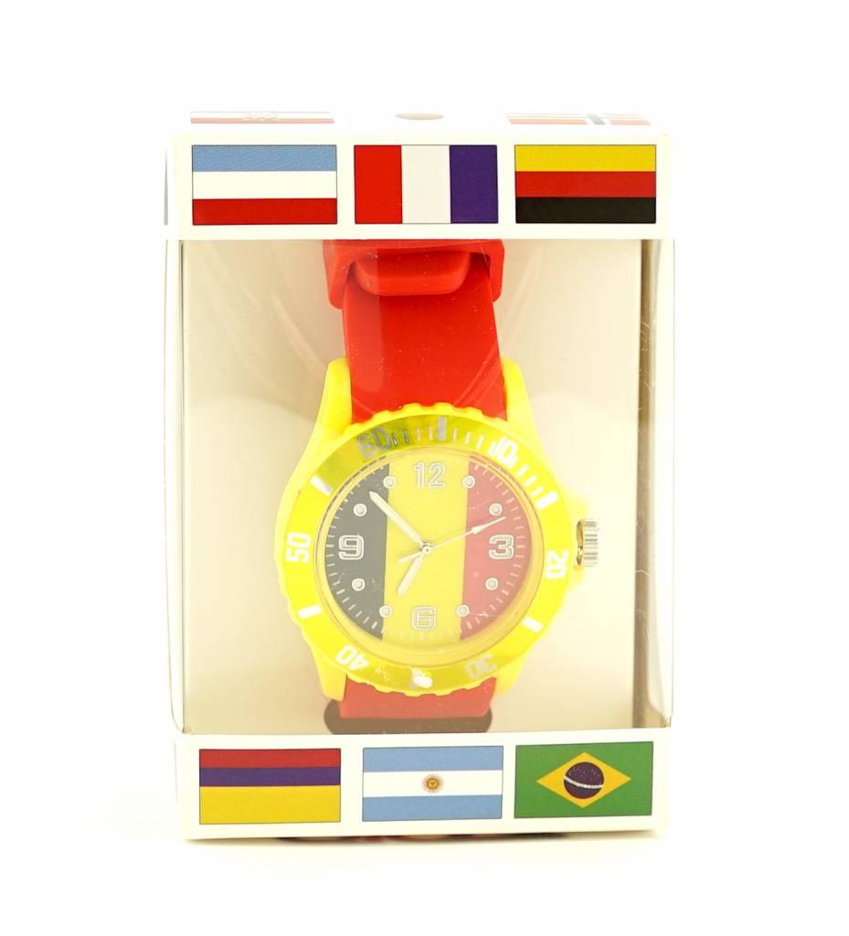 Watch Belgium