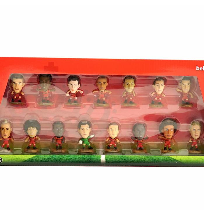 Soccerstarz - Belgium 15 Player Team Pack
