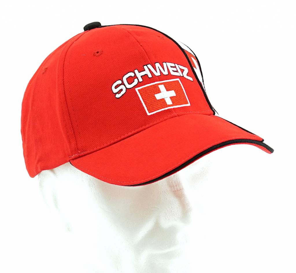 "Casquette Suisse ""Schweiz"""