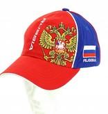 Cap Russia red