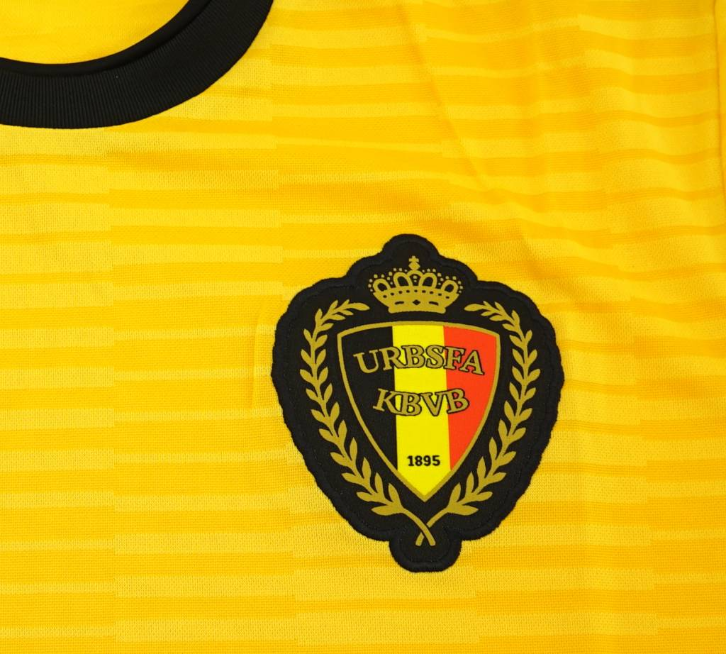 d7663214cef ... Shirt Belgian Red Devils World Cup 2018 - (Yellow away jersey)