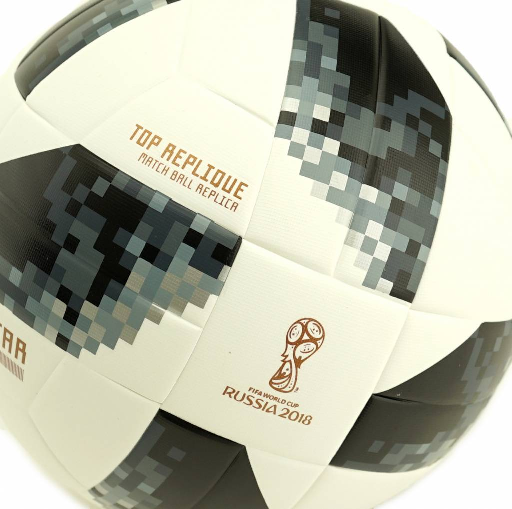 Adidas bal Telstar Replica - Officiële WK 2018 bal