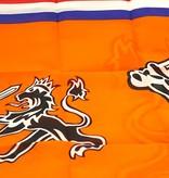Drapeau lion hollandais