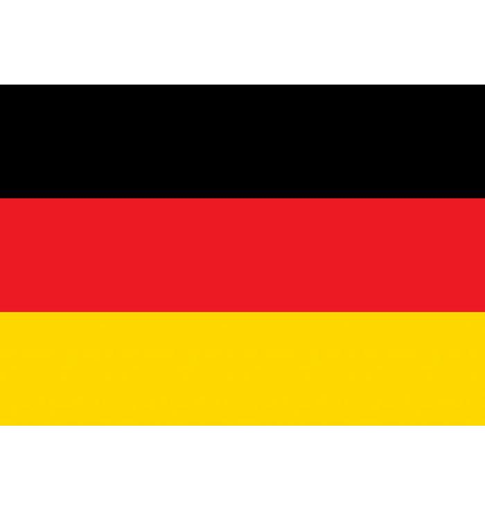 German flag  (200 x 150 cm)