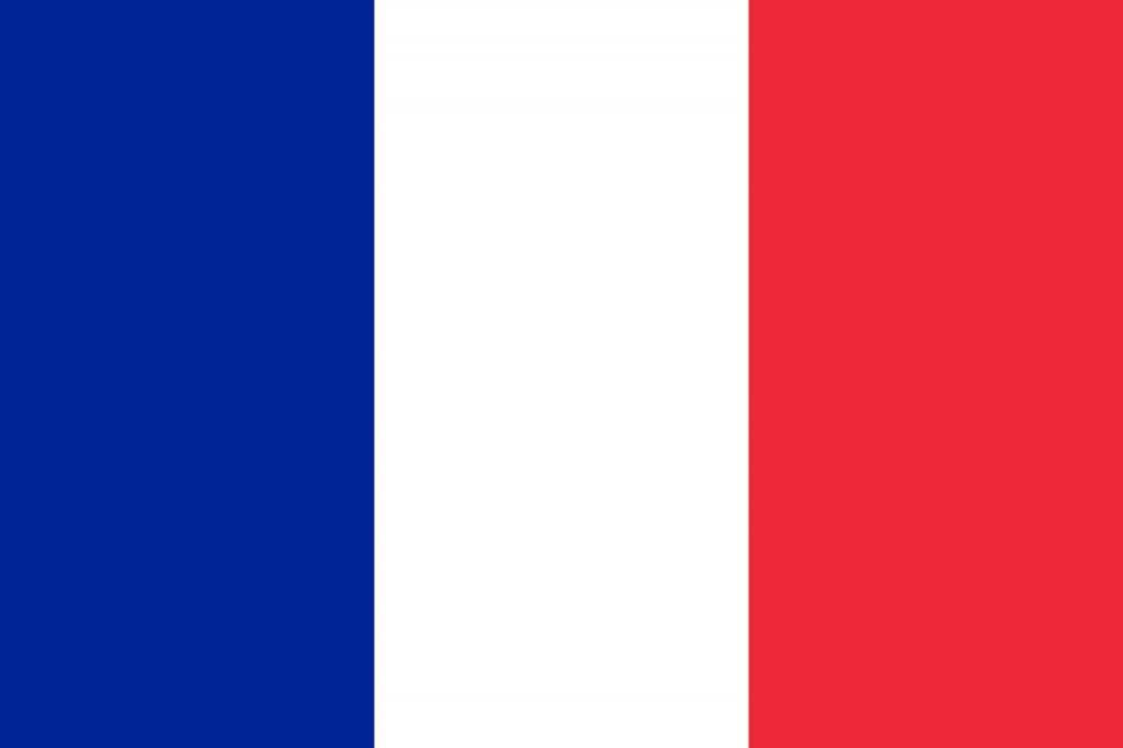 French flag  (200 x 150 cm)
