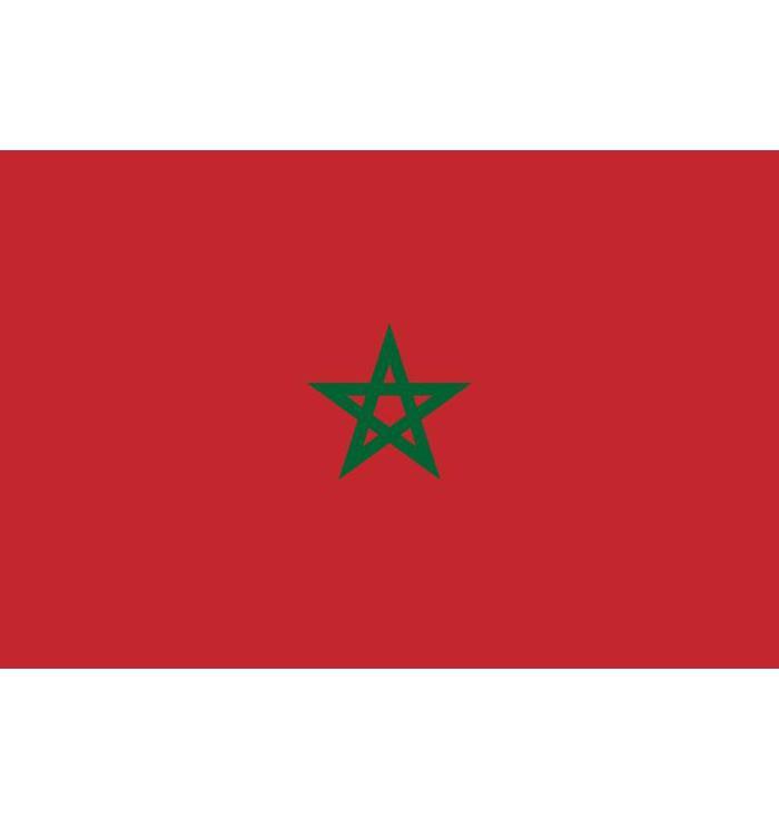 Drapeau Marocain  (200 x 150 cm)