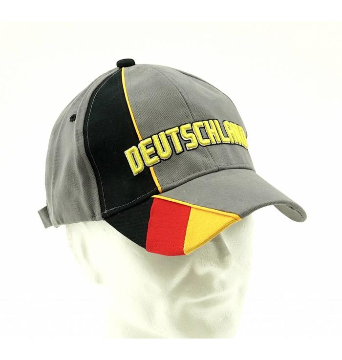 German 3D cap
