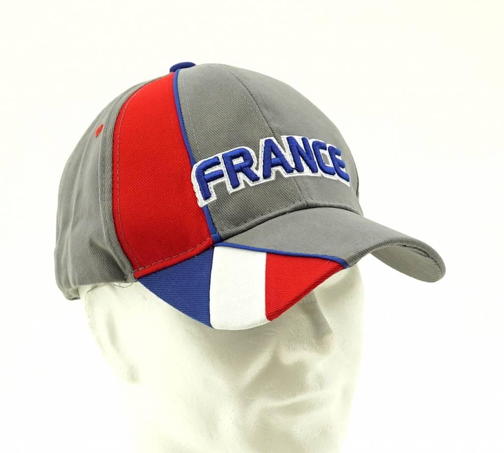 Casquette France 3D