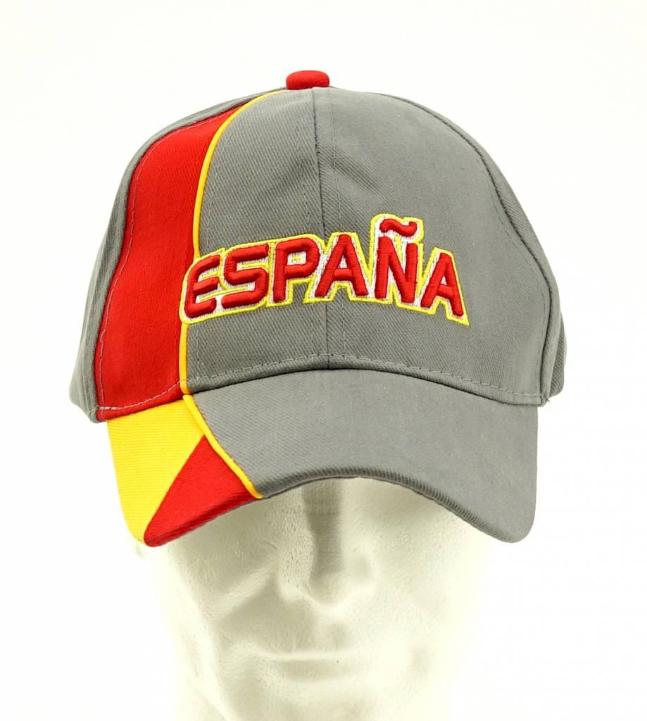 Spain 3D cap