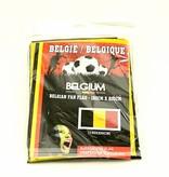 Belgische  vlag  (200 x 150 cm)