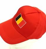 Hat red Belgium