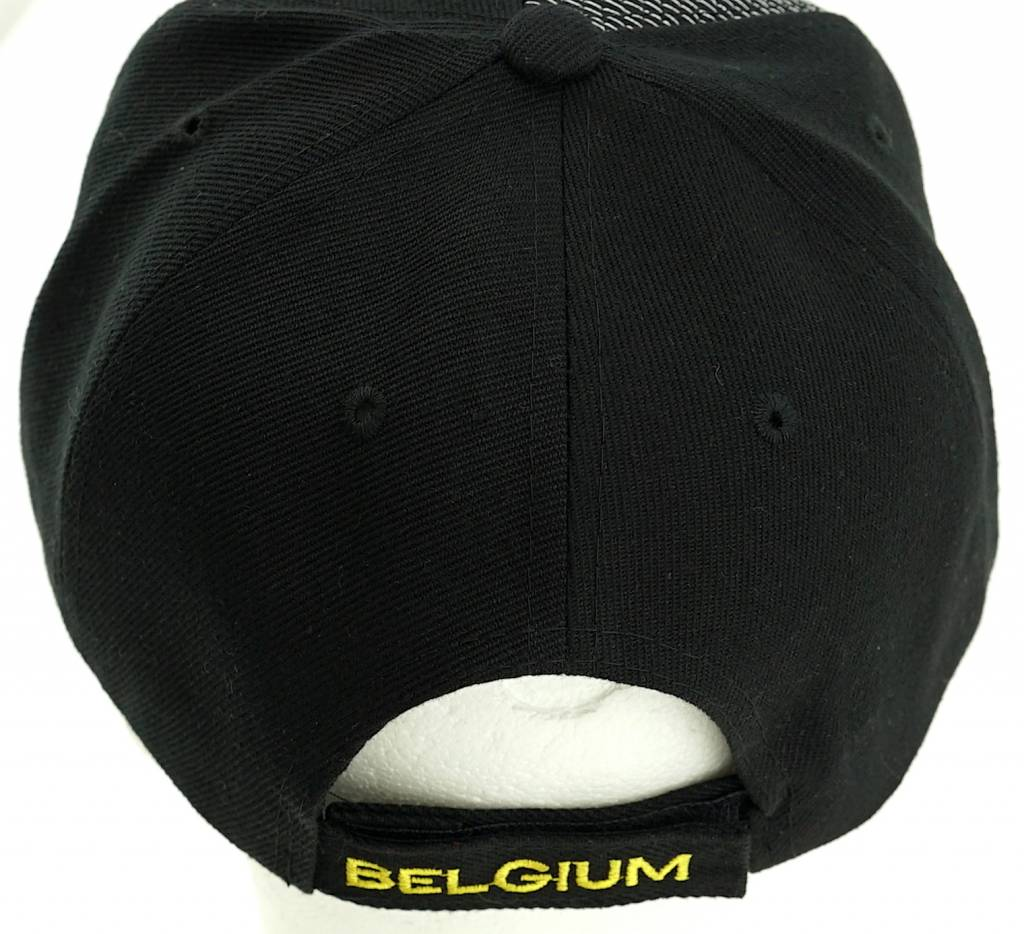 Casquette Belgique 3D