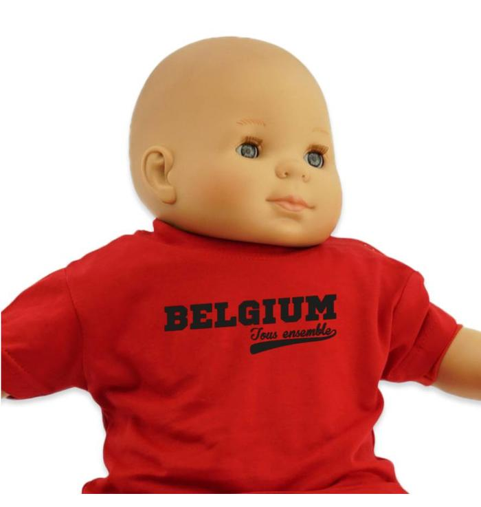 Personalised T-shirt - BABY (1)