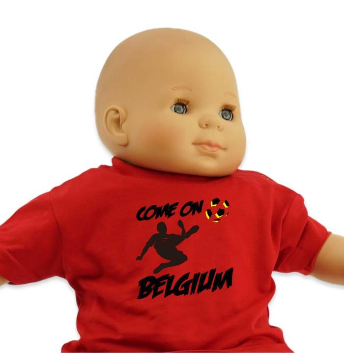Personalised T-shirt - BABY (2)