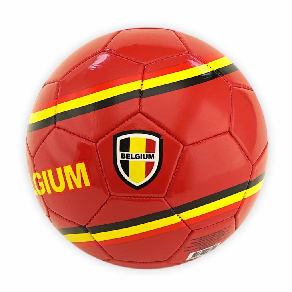 Football red Belgium