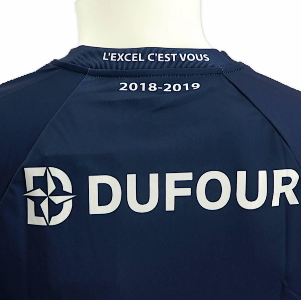 Maillot extérieur du Royal Excel Mouscron 2018 - 2019