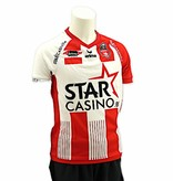 Home shirt Royal Excel Mouscron for kids 2018-2019