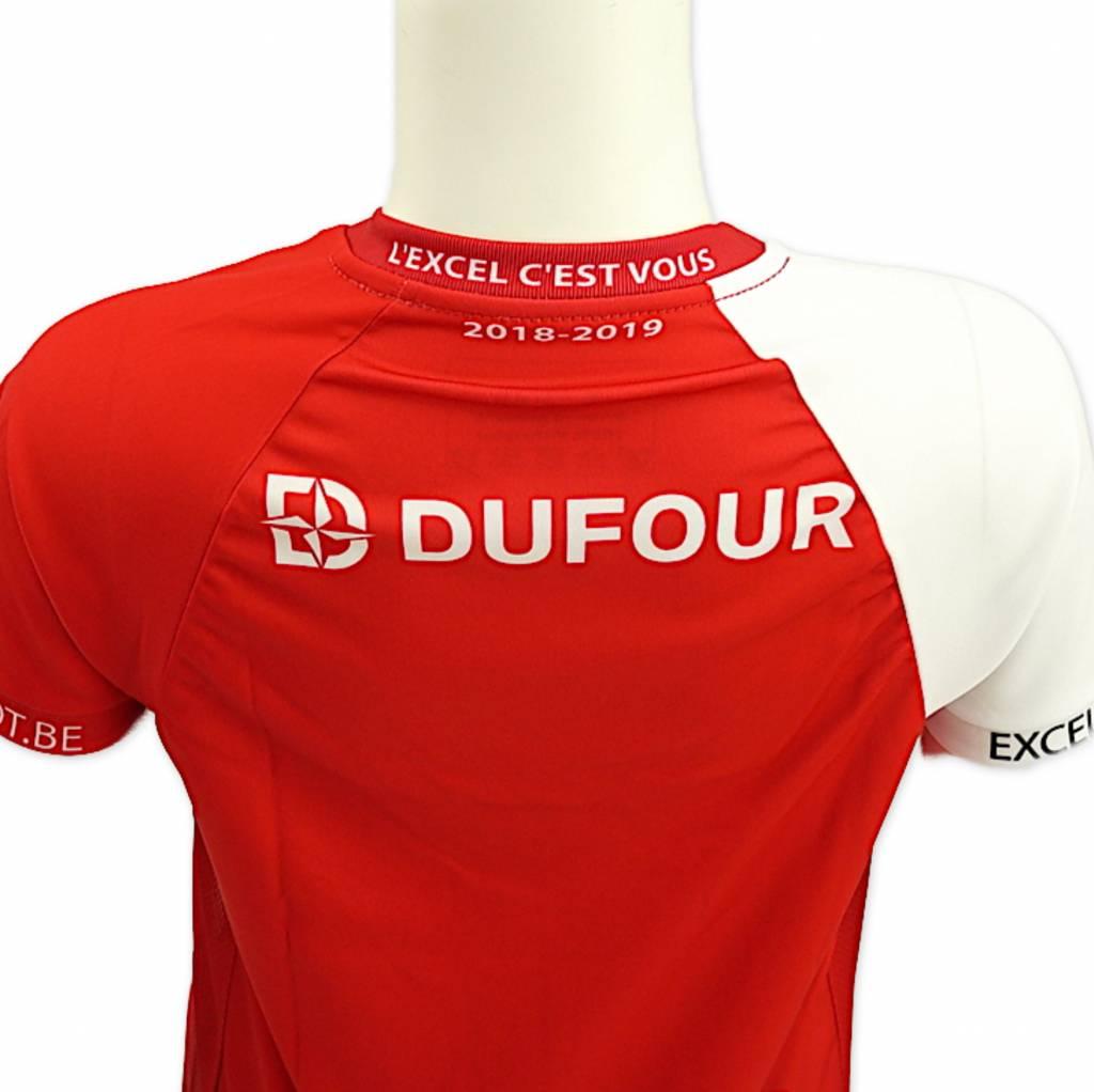 Thuis shirt Royal Excel Moeskroen voor kids 2018-2019
