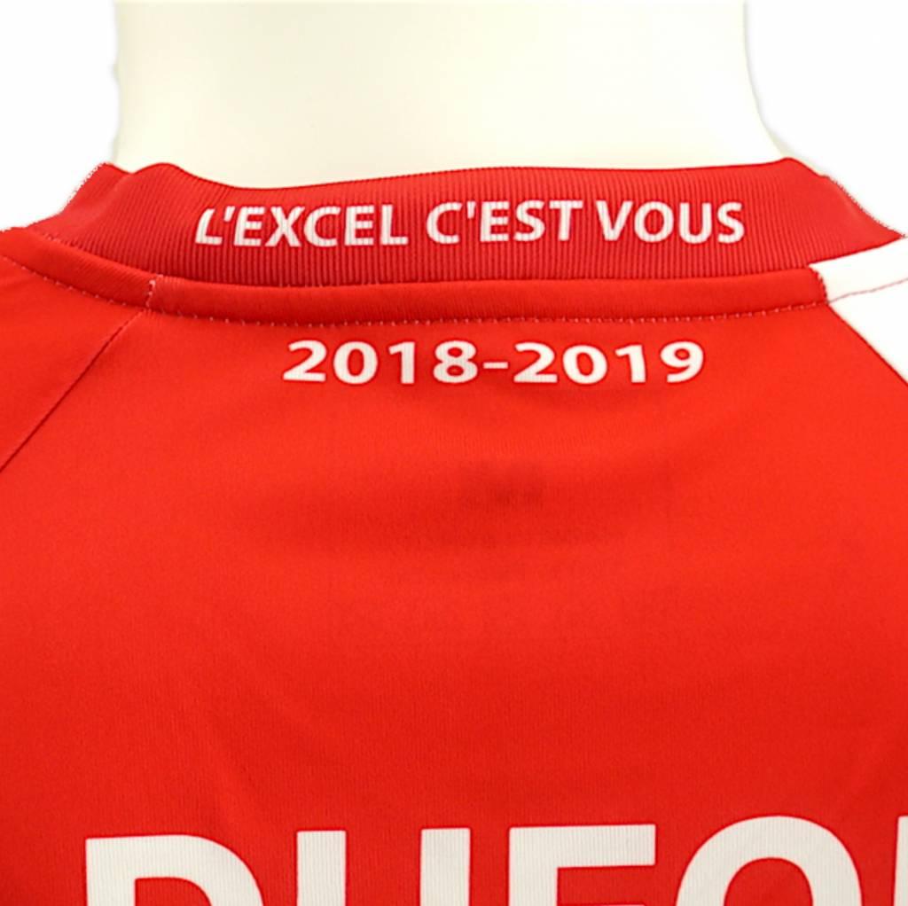Home shirt Royal Excel Mouscron 2018-2019