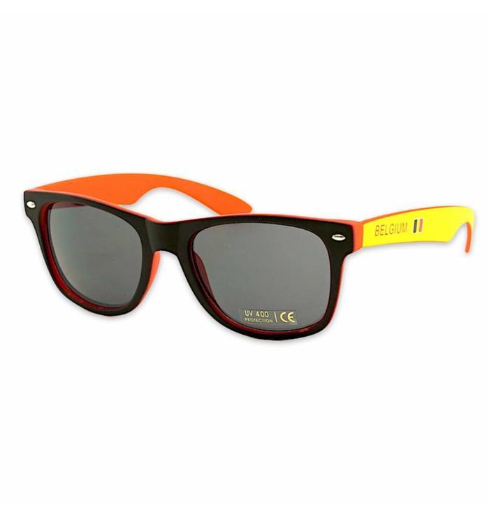 Belgische neoprene zonnebril