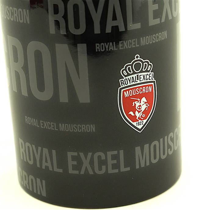 Mug black Royal Excel Moeskroen