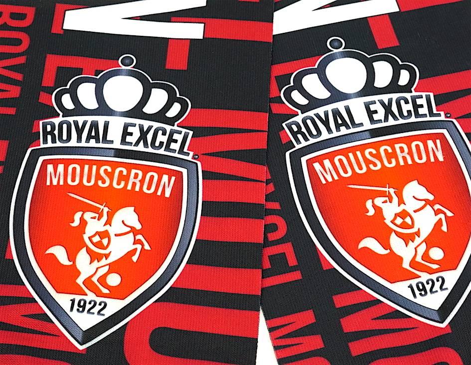 Geprinte sjaal Royal Excel Moeskroen