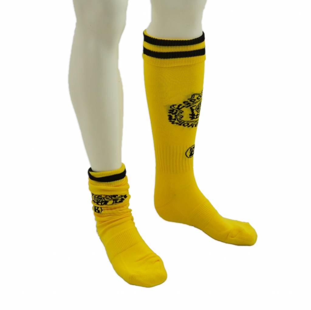 Beltona Chaussettes jaunes Sporting Lokeren