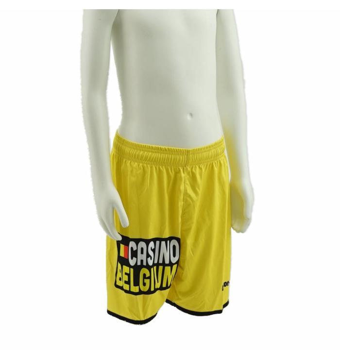 Official short jaune - kids